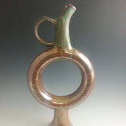 Donut shaped vessel