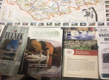 Naše prezentace a ochutnávka na Region tour 2020