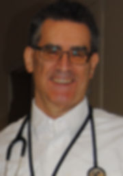 Doctor Malcolm Brigden from Lethbridge, Alberta, Canada