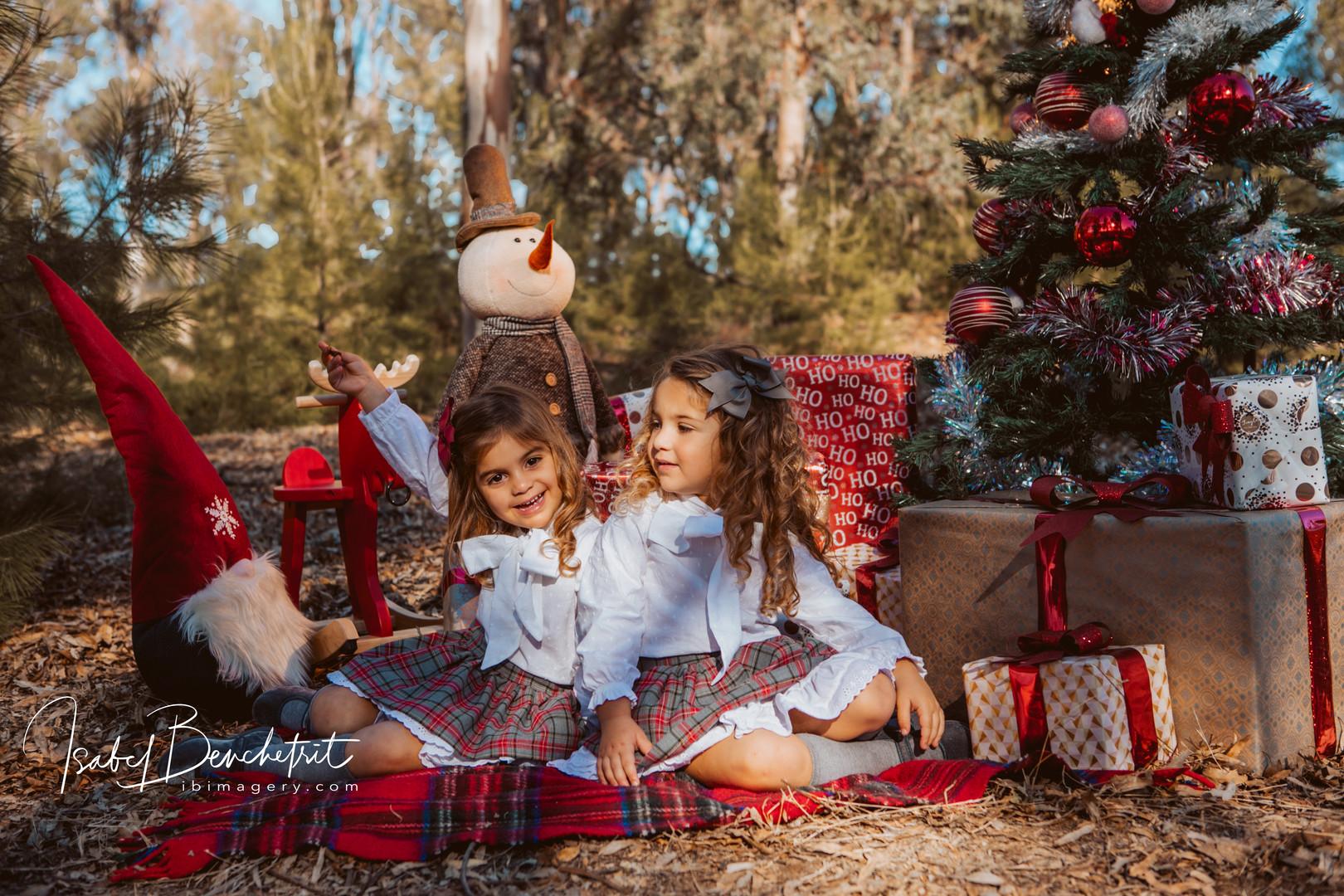 Christmas photo sessions Marbella