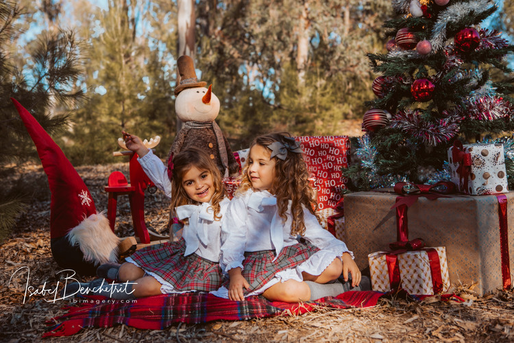 Christmas photo sessions Marbella