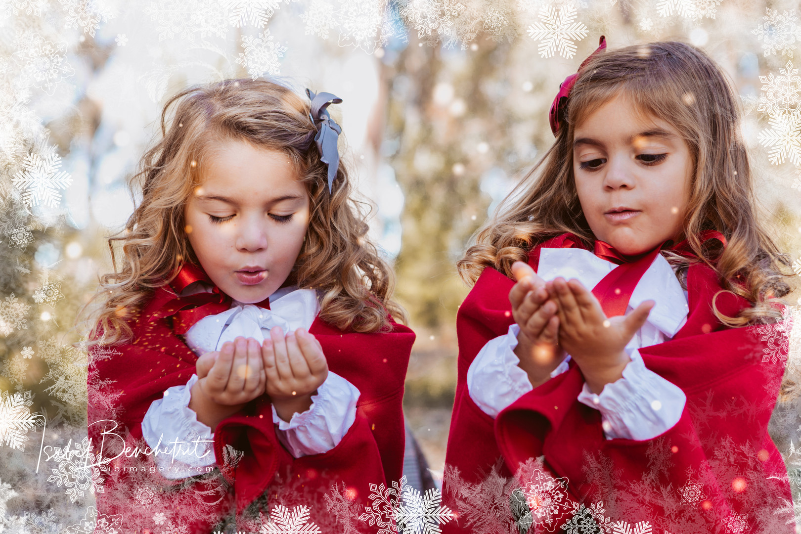 Christmas portrait sessions Marbella