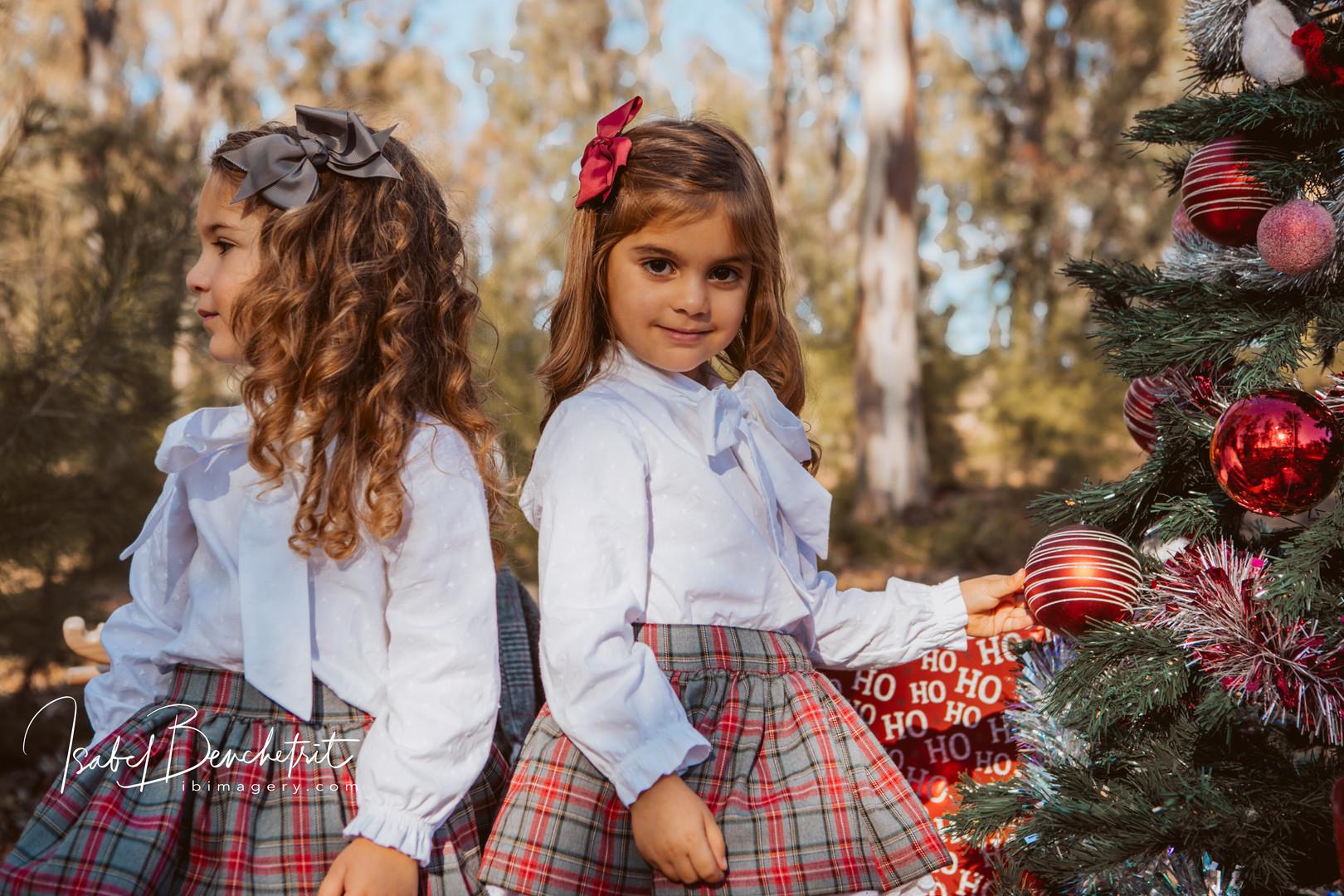 Christmas portraits Marbella