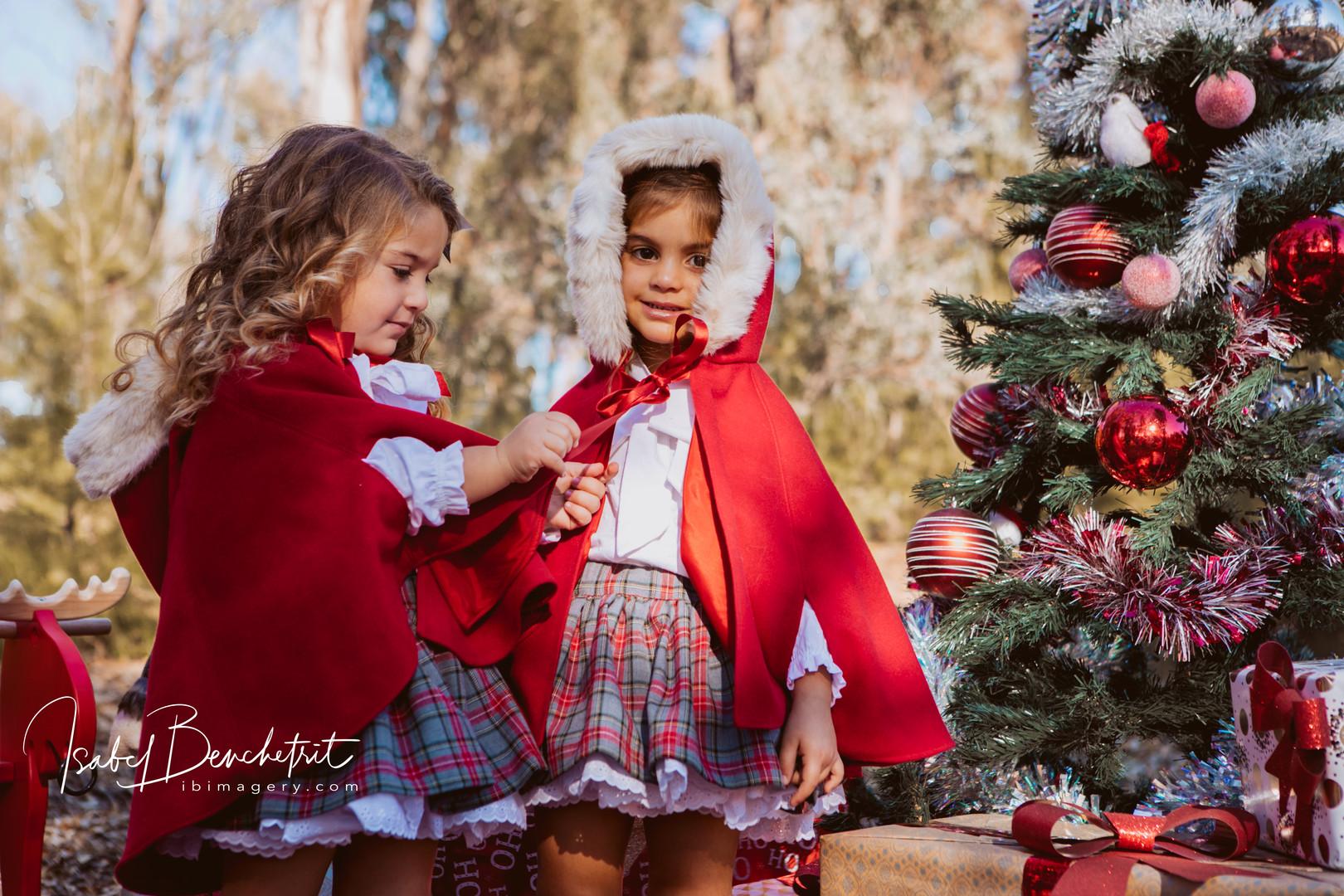 Christmas photo shoot Marbella