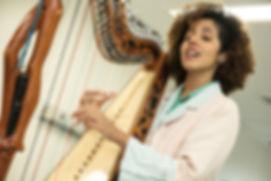 Experiência do Paciente com a Música do Grupo Saracura.