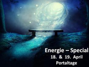 "Energie-Special-Portal ""Innere Ordnung ~ 18. & 19. April Portaltage"""
