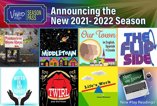 2021 -2022 Vivid Stage Season