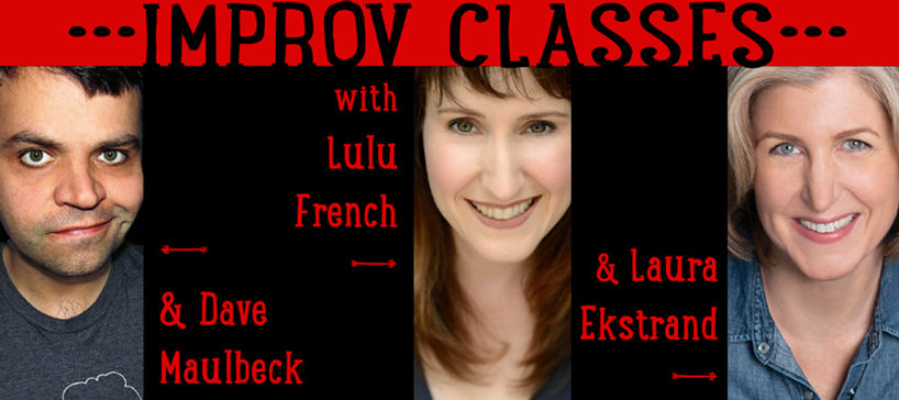 Lulu French AND Dave Maulbeck AND Laura Ekstrand