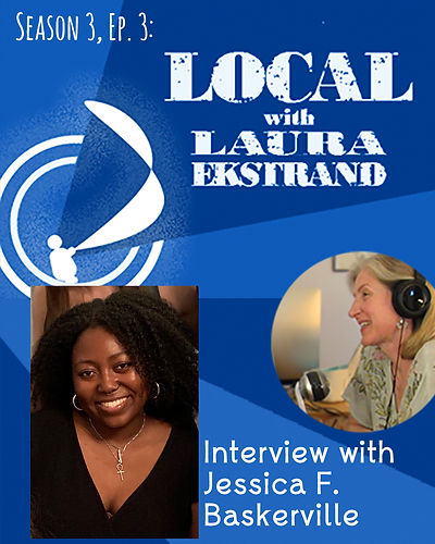 November 2020 Local Podcast with Jessica B