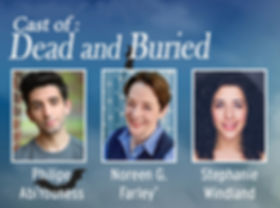 2018 Cast of Dead and Buried