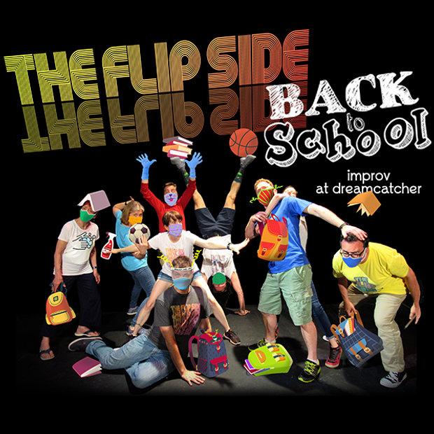 The Flip Side Back-to-School