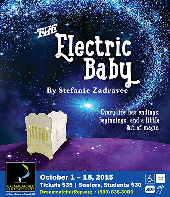 The Electric Baby By Stefanie Zadravec