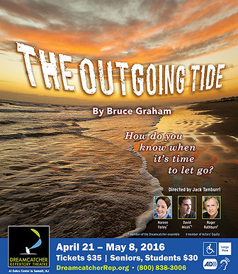 The Outgoing Tide by Bruce Graham