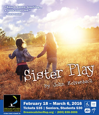Sister Play by John Kolvenbach