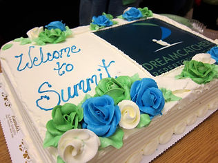 Welcome to Summit cake.