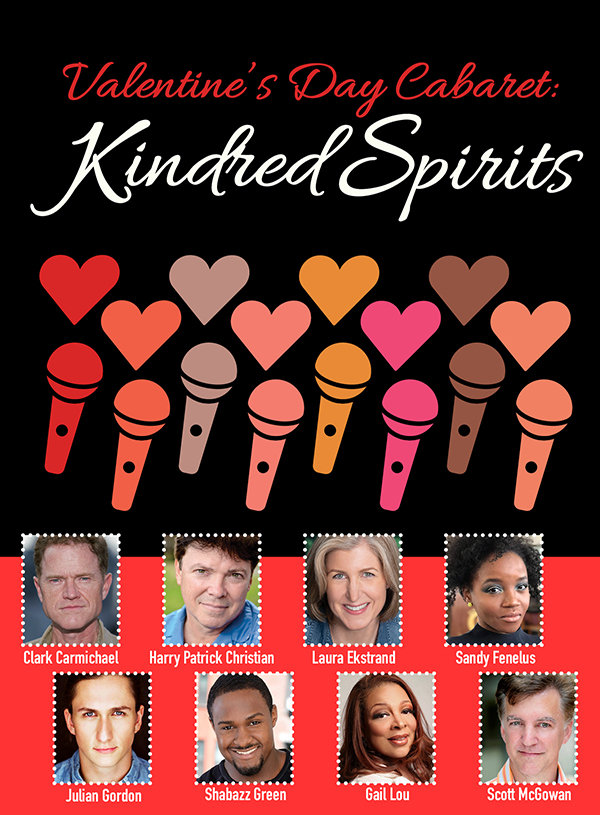 2021 Cabaret: Kindred Spirits Cast