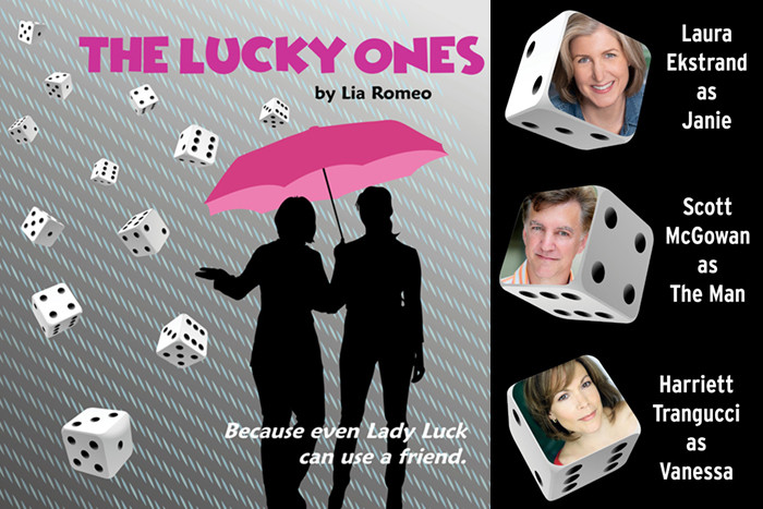 The Lucky Ones by Lia Romeo