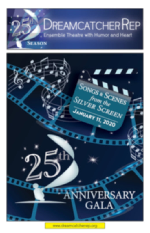 25th Anniversary Program Cover