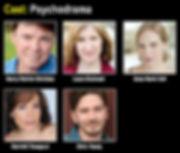 Cast of Psychodram
