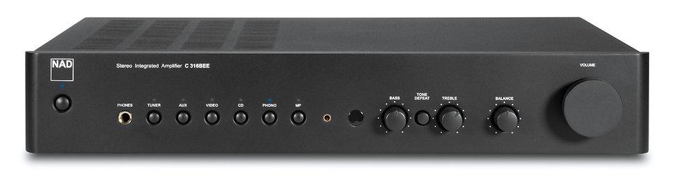 NAD C 316 V2 Stereo Verstärker