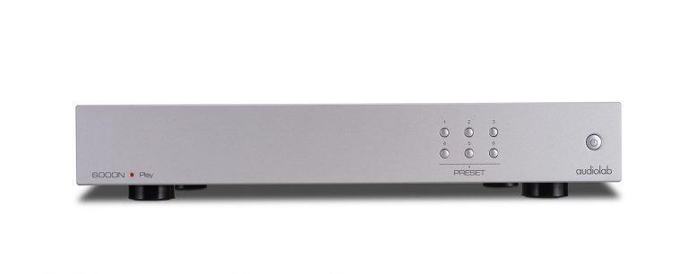 Audiolab 6000N Play Netzwerkplayer