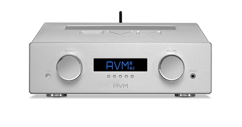 AVM OVATION A 8.3 Vollverstärker