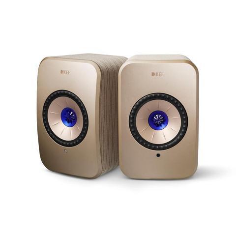 KEF LSX Soundwave Edition