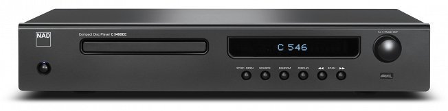 NAD C 546 BEE CD Player