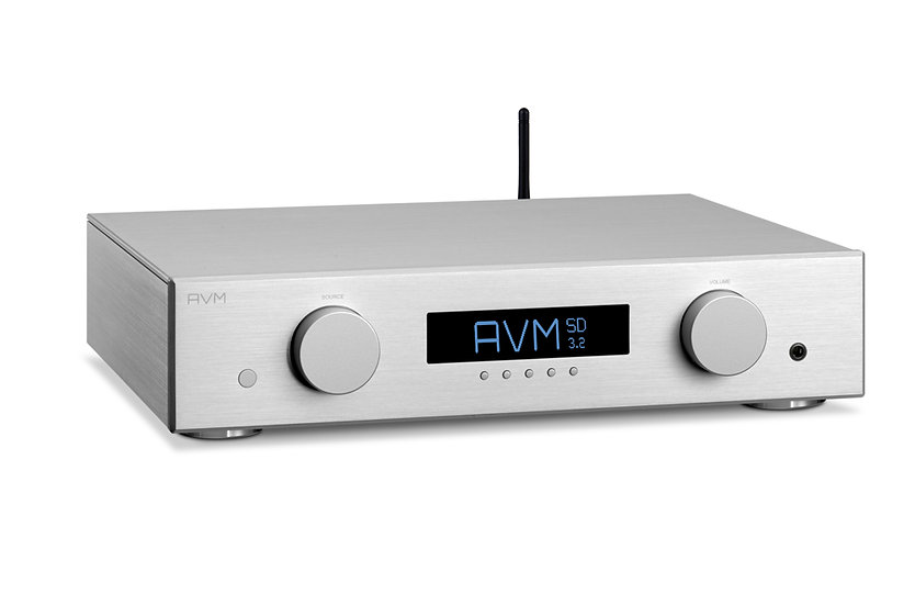 AVM EVOLUTION SD 3.2 Streaming Vorverstärker / Streaming