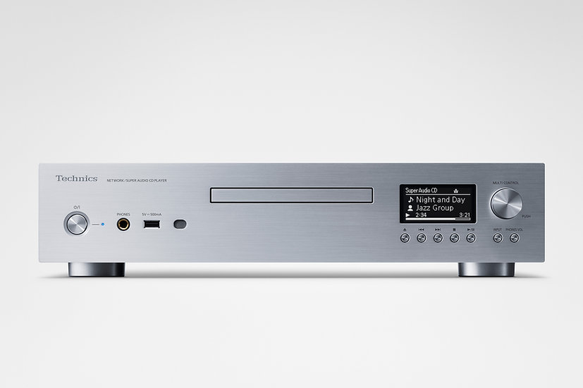 Technics SL-G700 Digitaler SACD-/CD-Netzwerkspieler