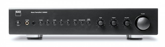 NAD C 165 BEE Stereo Vorverstärker