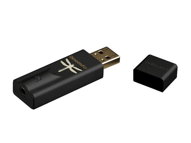 AudioQuest DragonFly Black USB DAC / Kopfhörerverstärker