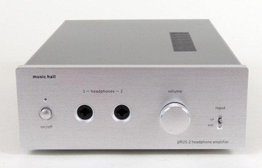 MusicHall ph 25.2 Kopfhörerverstärker