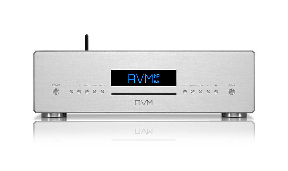 AVM OVATION MP 8.3 Mediaplayer