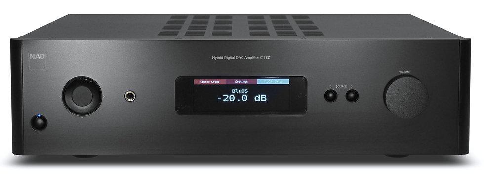NAD C 388 Stereo Verstärker