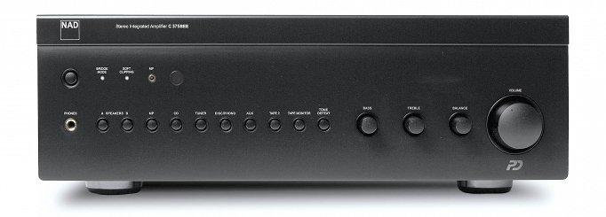 NAD C 375 Stereo Verstärker