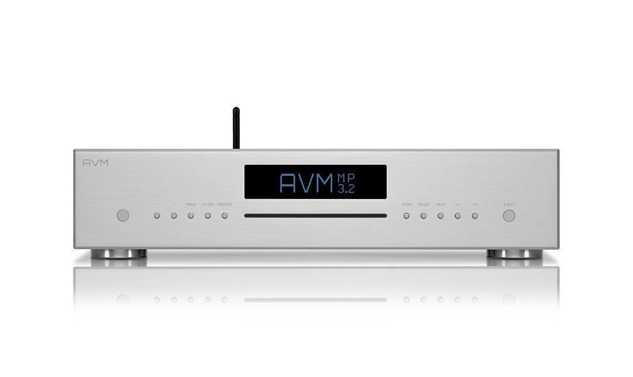 AVM EVOLUTION MP 3.2 Mediaplayer