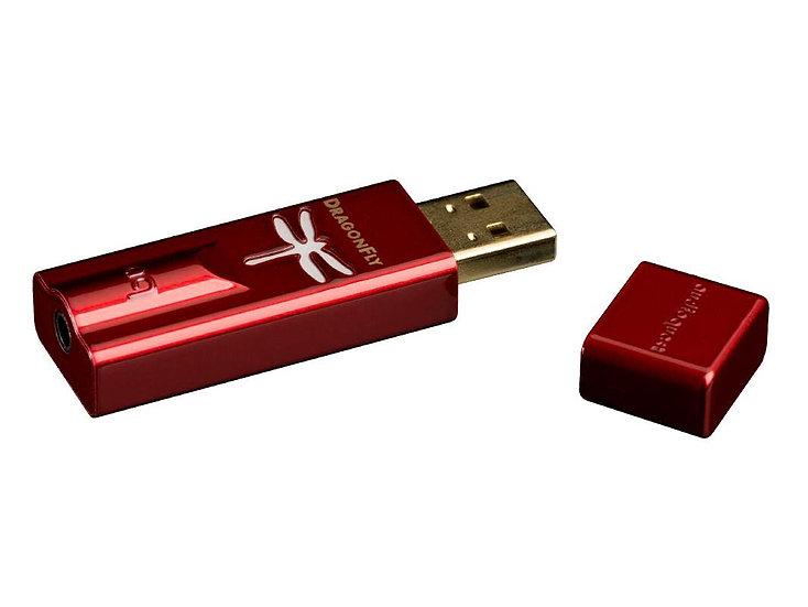 AudioQuest DragonFly Red DAC / Kopfhörerverstärker