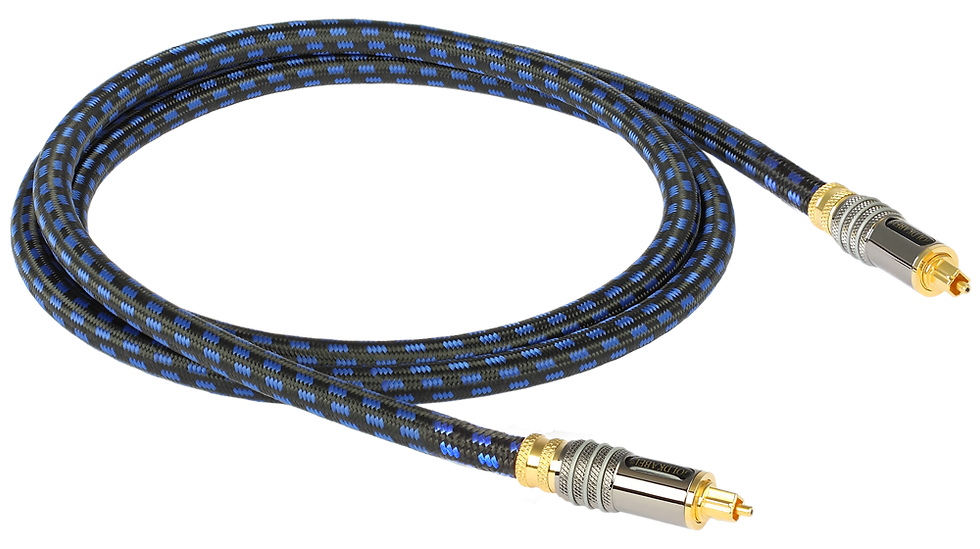 Goldkabel High Line OPTO 0050