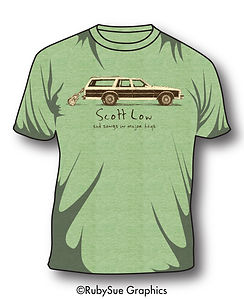 Scott Lowe-Sad Songs-Shirt Front-01-01.j