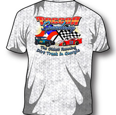 Toccoa Motor Speedway-New old cars-Shirt
