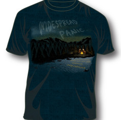 Widespread Panic-Asheville-Shirt Front-0
