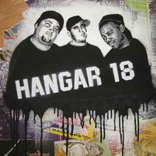 Produced for Hangar 18 for inside album art