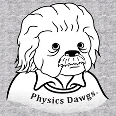 UGA Physics and Astronomy-Einstein Dawg-