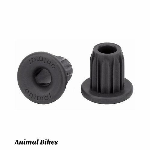 Animal Plastic Bar Ends