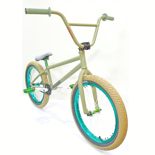 Custom Superstar New Deal Street Bike