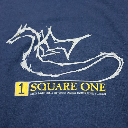 Square One Dragon Logo