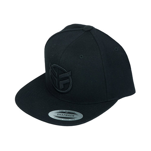 Embroidered Logo Snap Back