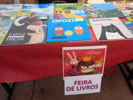 Carochinha na Mostra Culturaldo CEI Vila Constança