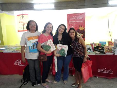 Editora Carochinha na Semana da Educação de São Bernardo do Campo